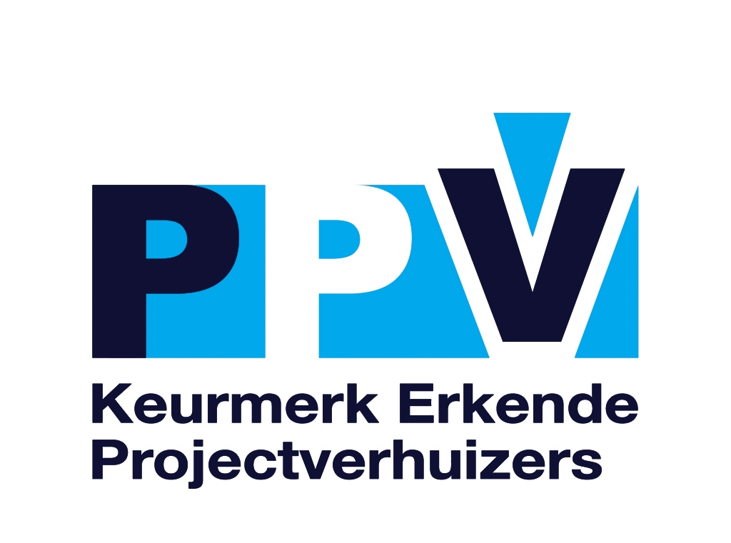 Logo Keurmerk Erkende Projectverhuizers