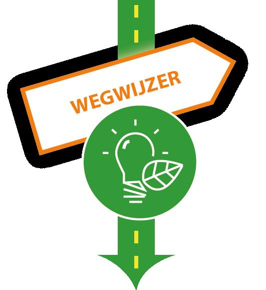 Icoon Wegwijzer biobased inkopen