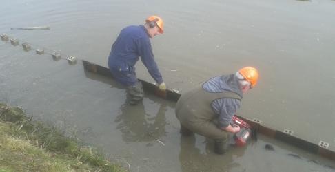 Innovatieve oplossing verwerken van maaisel van waterkant